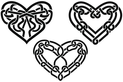 celtic heart tattoo celtic tattoos for