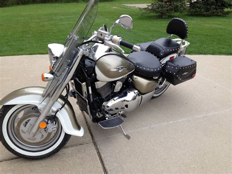 Suzuki White Lake Suzuki Boulevard C90 T For Sale Used Motorcycles On