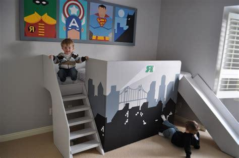 kinderzimmer junge superhelden 120 originelle ideen f 252 rs jungenzimmer