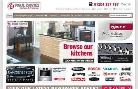 Paul Davies Kitchen Appliances by Paul Davies Kitchens And Appliances