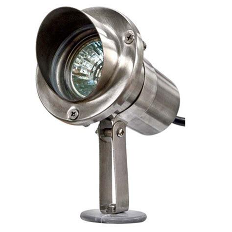 Spot Light Outdoor Filament Design Skive 1 Light Stainless Steel Outdoor Directional Spot Light Cli Dbm2369 The