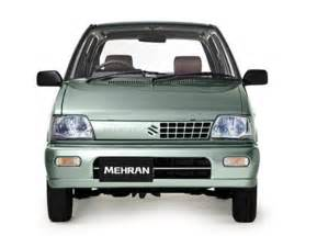 mehran new car price suzuki mehran vxr ii price specs features and