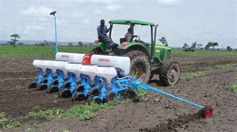 Row Crop Planter by Field Crop Planting In Africa Middle East Ics Equipment Recommendations