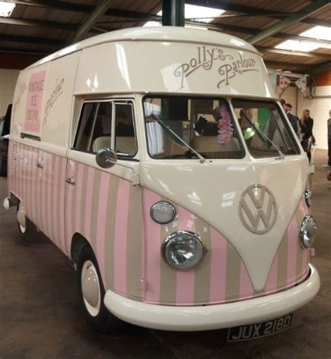 pollys parlour vintage vw splitscreen ice cream van hire 25 best ideas about vw cer hire on pinterest vw