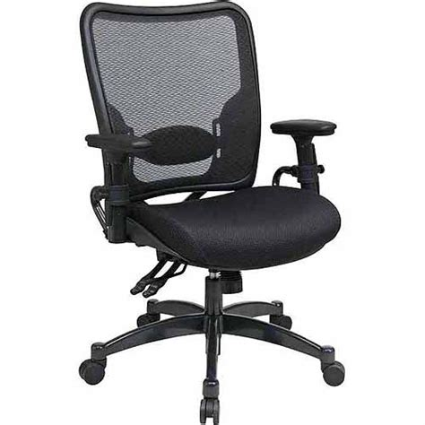 mesh black office chair walmart office professional dual function ergonomic airgrid