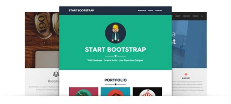 free bootstrap themes for it company 25 top free bootstrap templates gt3 themes