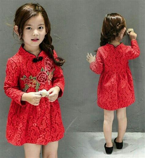 Baju Terusan Cewek Pakaian Wanita Dress Dua Warna Asimetris Clo367 til ceria dengan aneka pilihan warna dan corak baju anak harian fashion