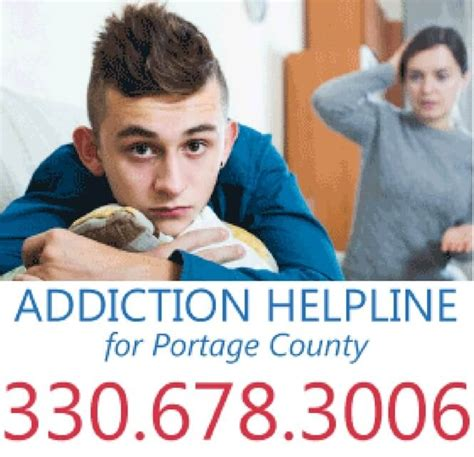 Detox Helpline by Portage News Local News For The By The