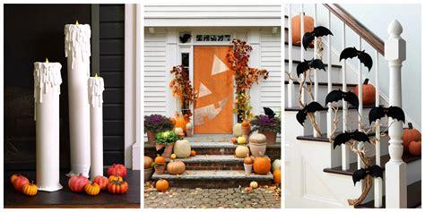 diy halloween home decor 40 easy diy halloween decoration ideas homemade