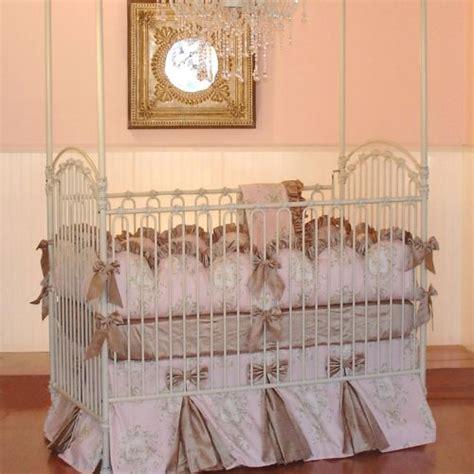 Fancy Crib Bedding Luxury Baby Crib Style For Baby