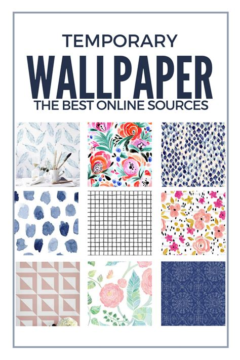 temporary wallpaper where to buy temporary wallpaper removable wallpaper