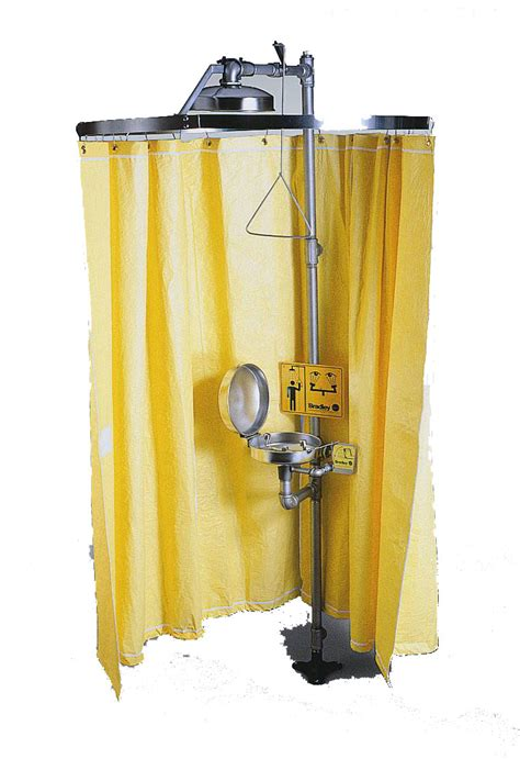 safety shower curtain privacy curtain bradley corporation