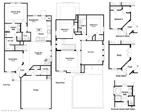 roosevelt floor plan first america homes