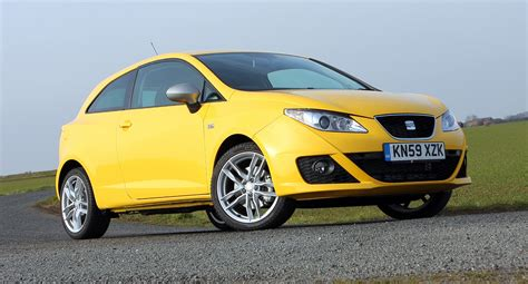 seat fr review seat ibiza fr review 2009 parkers