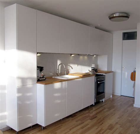 Ikea Veddinge by Kitchen Is Finished No Birch Plywood Doors But Ikea