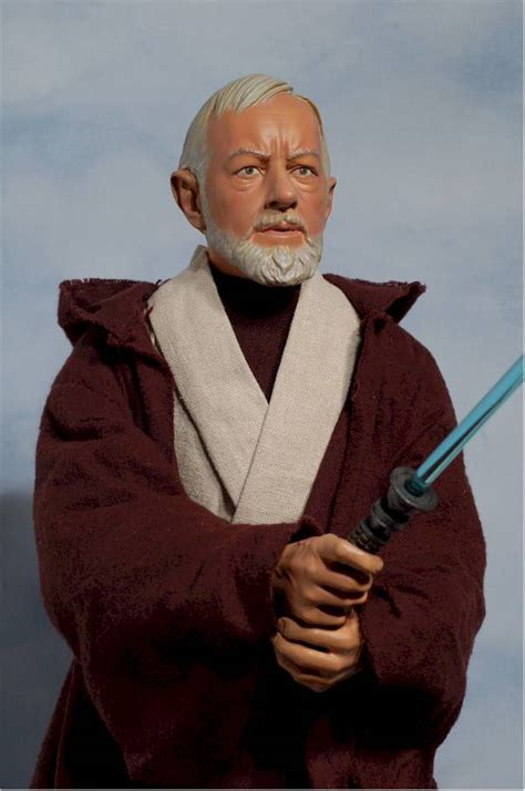 premium format obi wan kenobi  toy review