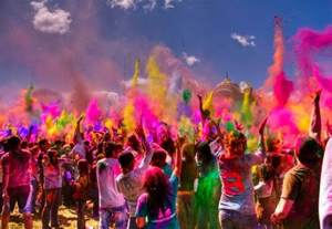 in color festival holi festivals in india insight india a travel guide