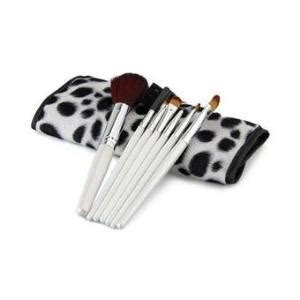 7 Pieces Make Up Brush Set Intl shany professional 13 cosmetic brush set with pouch