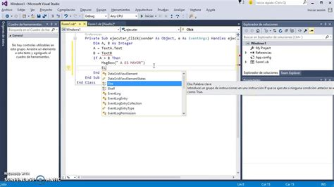 tutorial visual basic 2015 visual basic 2015 tutorial youtube