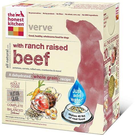 honest kitchen food honest kitchen verve food 10lb whitedogbone
