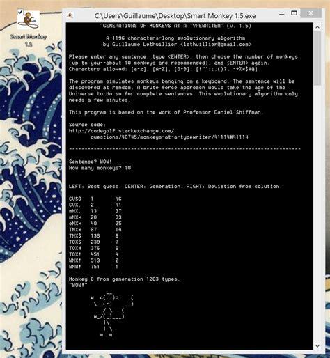 rosetta stone namespace rosetta stone monkeys at a typewriter programming