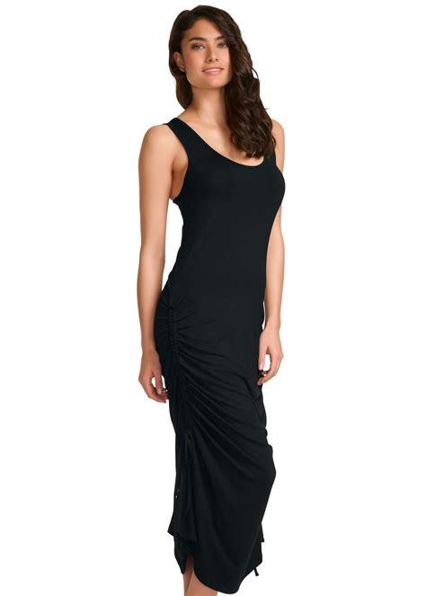 black maxi dress gigi black maxi dress freya swimwear