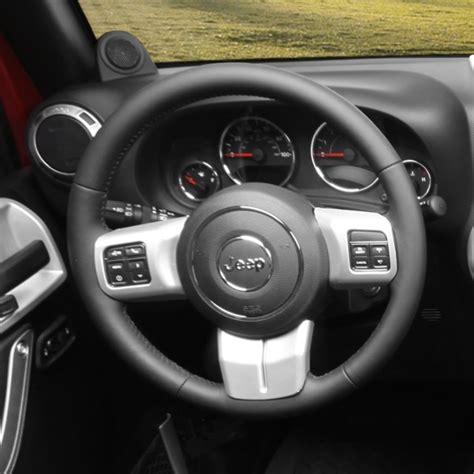 Steering Wheel Jeep Jeep Wrangler Jk Steering Wheel Trim 2011 2017
