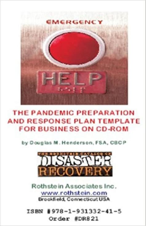 pandemic event cards template pandemic preparation and response plan templates cd