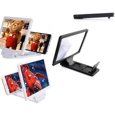 Pembesar Layar Screen Magnifier Bracket Stand 3d For Smartphone 3d mobile phone screen magnifier in pakistan hitshop