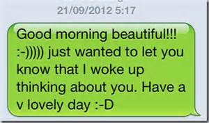 Best Good Morning Text For Her » Home Design 2017