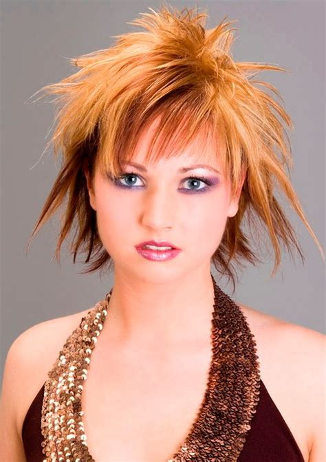 how to blend choppy layered hair punk hairstyles for women stylish punk hair photos
