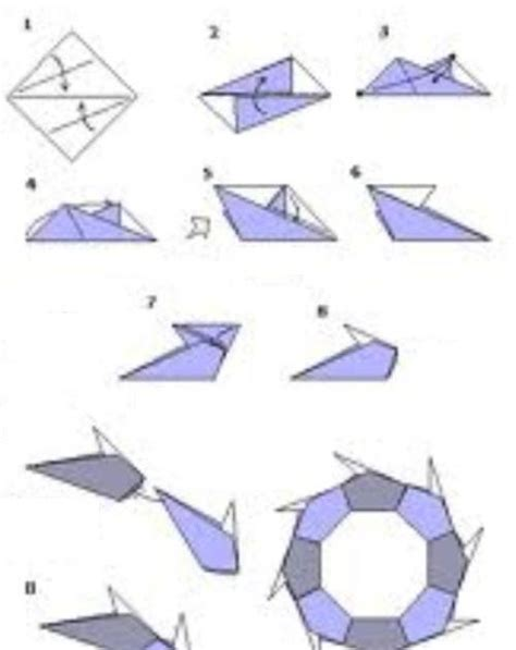 Simple Modular Origami - origami modular ring easy make origami for