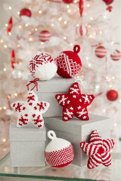 easy knitted decorations 21 knitted decorations ideas feed inspiration