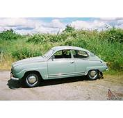 1967 SAAB V4 Deluxe No Rust Damage Nice With 2