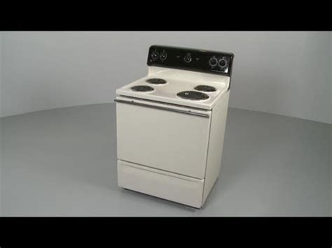 gas stove won t light after cleaning ge electric range disassembly model jbs03h2ct repair