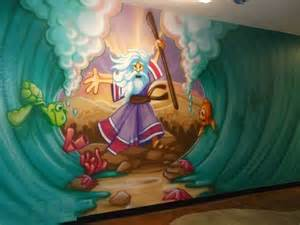 Bible Wall Murals Bible Stories Google And Wall Murals On Pinterest