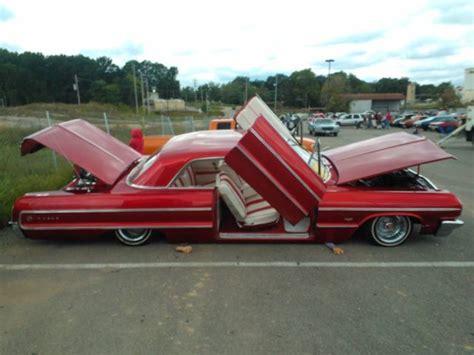 64 impala hydraulics for sale 64 chevy impala lowrider classic chevrolet impala 1964