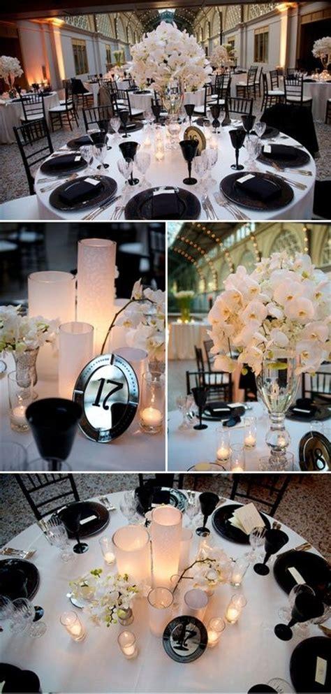 1000 ideas about black wedding decor on black