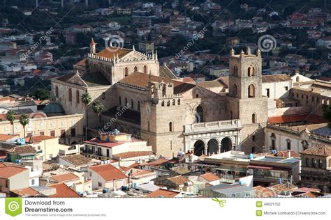 the time traveler s guide to norman arab byzantine palermo monreale and cefalã books the cathedral of monreale near palermo stock photo