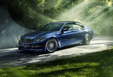bmw alpina  xdrive revealed   horsepower