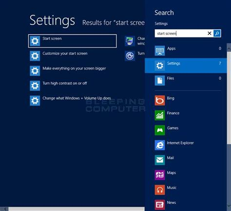 how to change color on windows 8 how to change the windows 8 start screen background