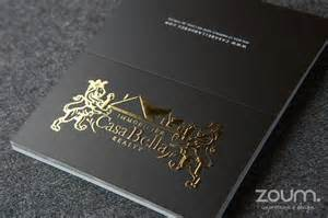 foil embossed business cards fold business cards with embossed gold foil printed by www zoum ca foil sted