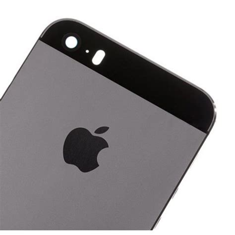 Housing 5s iphone 5s back housing space gray