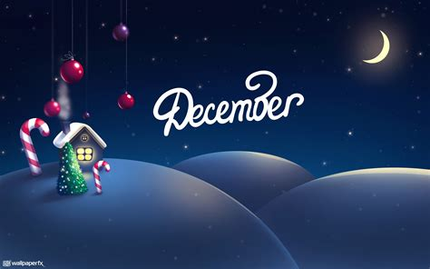 december the christmas month wallpapers hd wallpapers