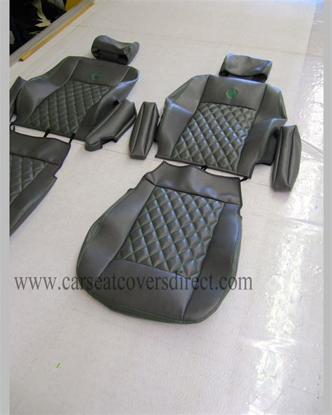 Vw T4 Seat Upholstery by Custom Seat Covers Custom Seat Covers