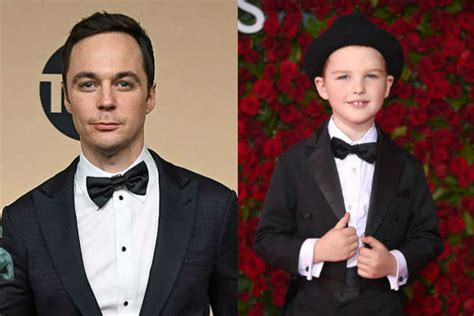how old is actor young sheldon big bang theory spinoff eyes iain armitage for young sheldon
