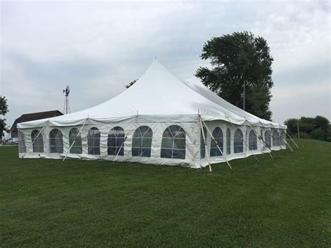 backyard tent wedding backyard wedding reception a tent in kalona iowa