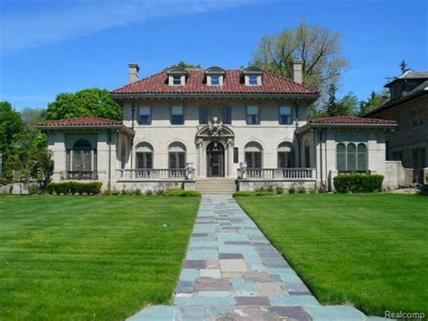motown icon berry gordy s mansion for sale grosse pointe