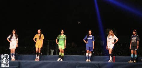 Jersey Persib Datsun persib bandung launching tim untuk liga 1 2017 bandung infobdg