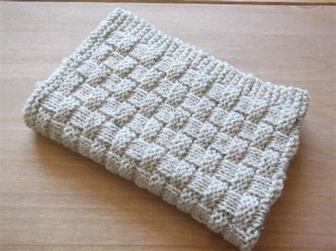 knitted basket weave afghan pattern and easy basket weave baby blanket knitting pattern